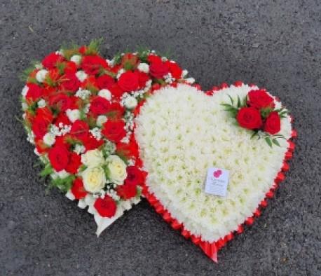 Duo hearts
